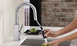 Kitchen Faucets Moen