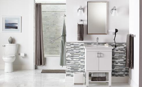 Bathroom Design Ideas - Moen