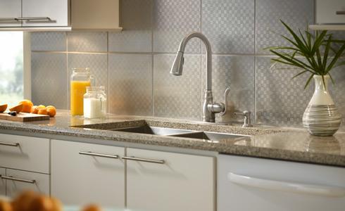 Design And Planning Kitchen Designs By Moen