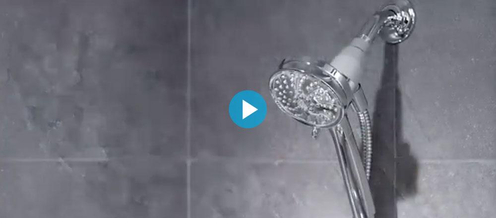 Discover Moen Magnetix An Innovative Magnetic Showerhead