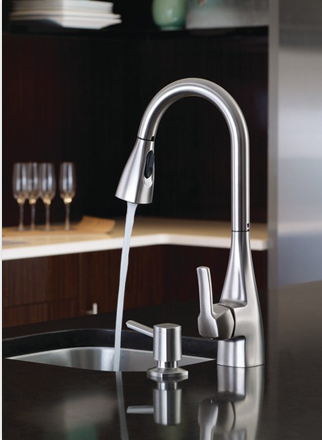 Moen Spot Resist Spotless Faucet Innovation