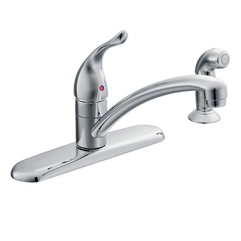 moen chateau chrome kitchen faucet georgekelley org