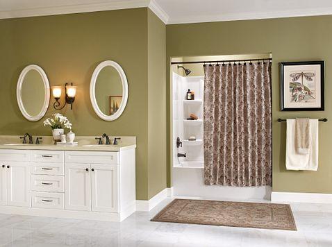 Moen Caldwell Shower Installation