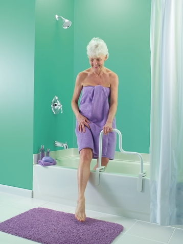 Moen Home Care Glacier Tub Grip
