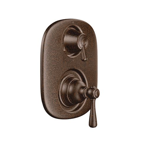 Kingsley Oil Rubbed Bronze Moentrol 174 With Transfer Valve