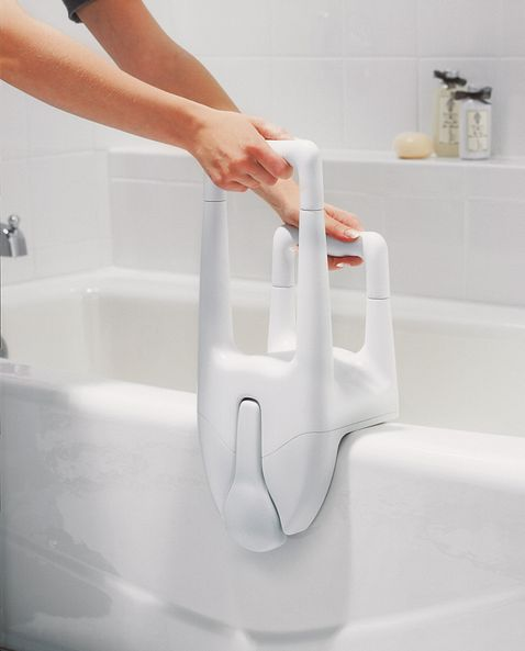 Bathtub Faucet With Handles