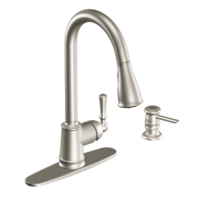 kitchen faucets at menards