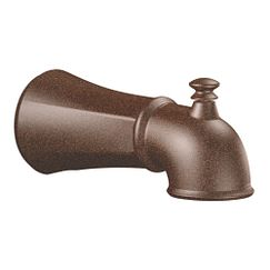 Oil rubbed bronze diverter spouts