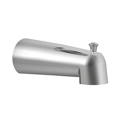 Chrome diverter spouts