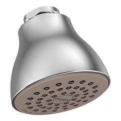 "Chrome One-function 2-1/2"" Diameter Spray Head Eco-performance Showerhead"