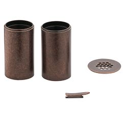 Oil rubbed bronze extension kits