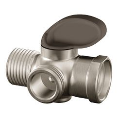 Moen Brushed Nickel Shower Arm Diverter 790789