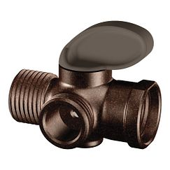 Oil Rubbed Bronze Shower Arm Diverter