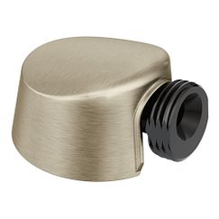 Brushed Nickel Drop Elbow