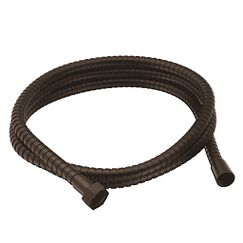 Wrought iron handheld shower hose