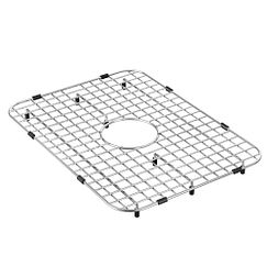 Stainless bottom grid