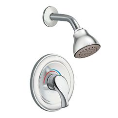 Chrome Moentrol® shower only