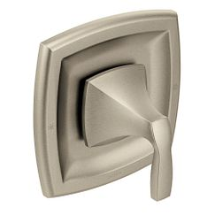 Brushed nickel Moentrol® valve trim