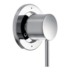 Chrome transfer valve trim