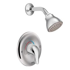 Chrome Posi-temp(r) Shower Only