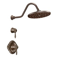Oil rubbed bronze ExactTemp® shower only