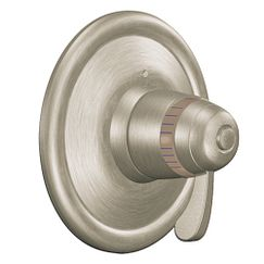 Brushed Nickel Exacttemp(r) Valve Trim