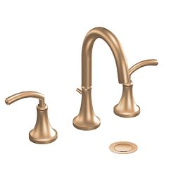 BRUSHED BRONZE BATHROOM FAUCETS Bathroom Design Ideas