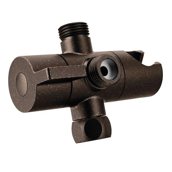 Moen Oil Rubbed Bronze Shower Arm Diverter CL707ORB Moen
