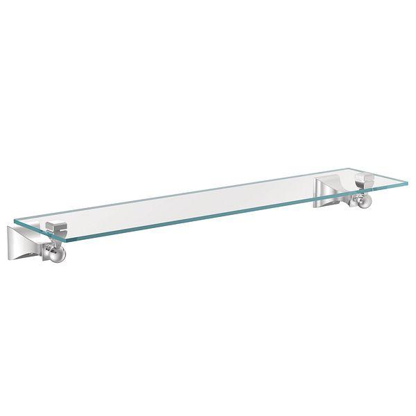 Retreat Chrome Vanity Shelf Dn8390ch Moen