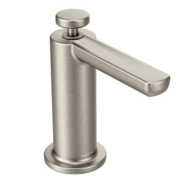 Modern Soap Dispenser Spot Resist Stainless S3947srs Moen
